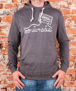 "Soulmade Hoodie ""Endless Summer"" Anthracite"